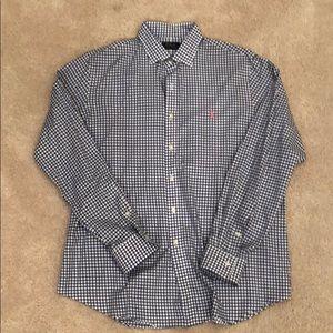 Polo men's dress shirt